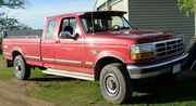 1992 Ford F250 Extended cab 4X4