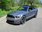 Ford 2007 Ford Mustang Shelby GT500 Convertible 2-Door