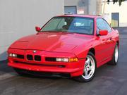 1991 Bmw BMW 8-Series Base Coupe 2-Door