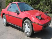 1986 pontiac Pontiac Fiero SE Coupe 2-Door