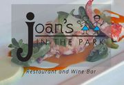 Joan's in the Park [631 Snelling Ave S. St. Paul MN 55116;  Phone:6516903297]