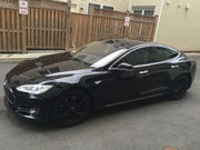 2014 Tesla Model S sport