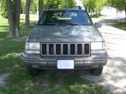Jeep Cherokee 5.2 Liter V8