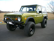 1974 Ford Bronco 89502 miles