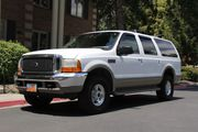 2000 Ford ExcursionLimited Sport Utility 4-Door
