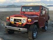 1979 Toyota Land Cruiser BJ40 Diesel
