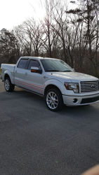 2011 Ford F-150 Harley-Davidson Edition Crew Cab Pickup