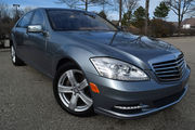2012 Mercedes-Benz S-Class S550 4MATIC AWD (TURBOCHARGED-EDITION)