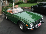 1976 Triumph TR-6Base Convertible 2-Door