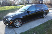 2012 Mercedes-Benz E-Class Base Wagon 4-Door