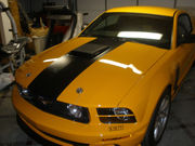 2007 Ford Mustang SaleenParnelli Jones