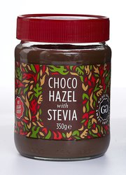 Choco Hazel with Stevia 13 oz (350g) - No Added Sugar