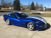 1997 Dodge Viper GTS Coupe 2-Door