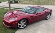 2007 Chevrolet Corvette Base Coupe 2-Door