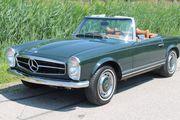 1971 Mercedes-Benz SL 280 Pagoda